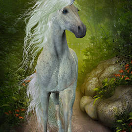 Corey Ford - White Unicorn