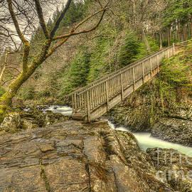 Darren Wilkes - White Water Crossing