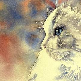 Thomas Habermann - White whiskers