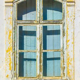 Carlos Caetano - White Window