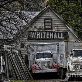 Mitch Shindelbower - Whitehall