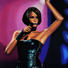 Paul Meijering - Whitney Houston On Stage