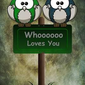 David Dehner - Whoooo Loves You