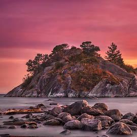 Jacqui Boonstra - Whyte Island Sunset