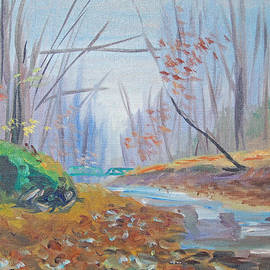 Joseph Levine - Wickecheoke Creek