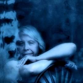 James Stough - Widow In Window