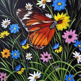 Maggie Ullmann - Wield Flowers