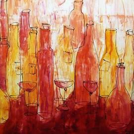 Sonja  Zeltner - Wild Bottles