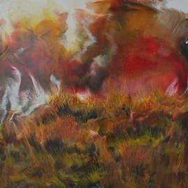 Ana Lusi - Wild fire