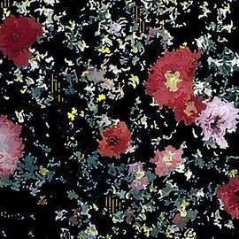 Christine Mulgrew - Wild Flowers at Night