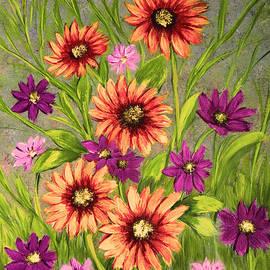 Maggie Ullmann - Wild Flowers