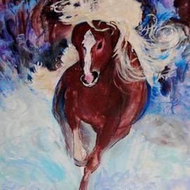 Helena Bebirian - Wild Heart Running