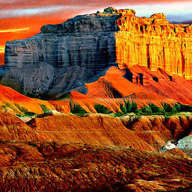 Dr Bob and Nadine Johnston - Wild Horse Butte Utah