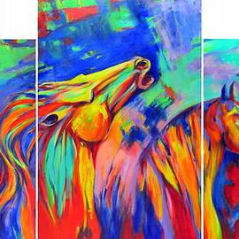 Daniel Cristian Chiriac - Wild horses