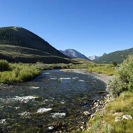 Bob Clark - Wildhorse Creek