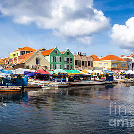Rene Triay Photography - Willemstad Curacao Floating Market