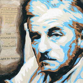 Jenny Hall - William Faulkner with Title Pages