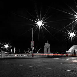 Parker Cunningham - William Jolly Bridge At Night