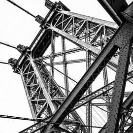 James Aiken - Williamsburg Bridge Pier