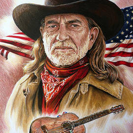 Andrew Read - Willie Nelson American Legend