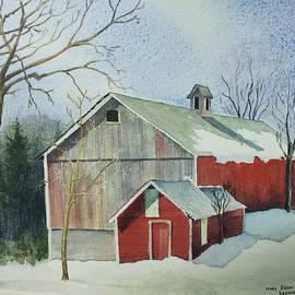 Mary Ellen  Mueller Legault - Williston Barn