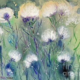 Joan Hartenstein - Willowy Whites