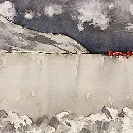 Carolyn Doe - Willy Field Antarctica