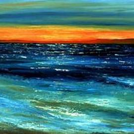 Dimitra Papageorgiou - Wind and Sea - Triptych