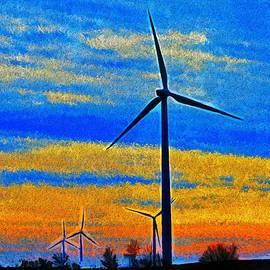 Bruce Nutting - Wind  Generators