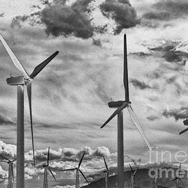 Bob and Nadine Johnston - Wind Generators or Turbines Palm Springs