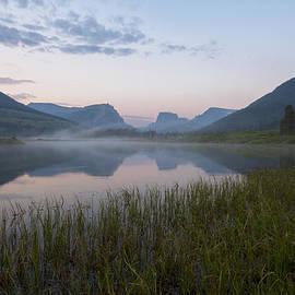 Dustin  LeFevre - Wind River Morning