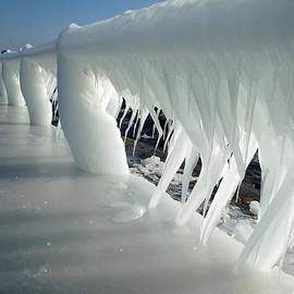 James Peterson - Windblown Icicles