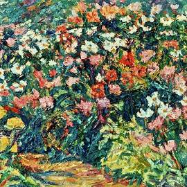 Kendall Kessler - Winding Flower Path