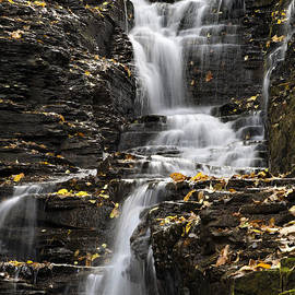 Christina Rollo - Winding Waterfall
