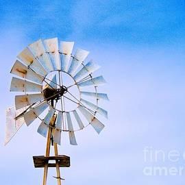 Gary Richards - Windmill in Winter