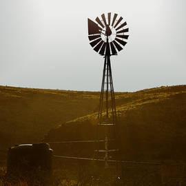 Christine Till - Windmill Water Pump Texas