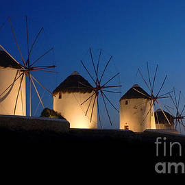 Bob Christopher - Windmills Mykonos