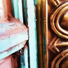 Alec Drake - Window Frame Abstract