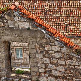 Stuart Litoff - Window in a Window - Dubrovnik