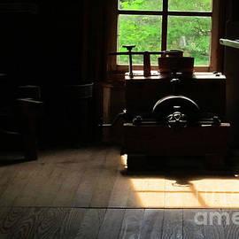 Tina M Wenger - Window Light Reflection