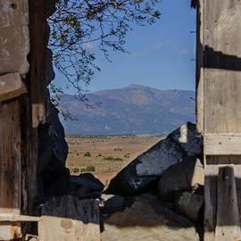 Samantha Jerred - Window of Mountains