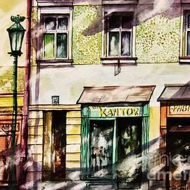 Dariusz Orszulik - Window Shopping