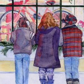 Katherine  Berlin - Window Shopping