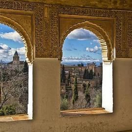 Robert Murray - Windows on the Alhambra