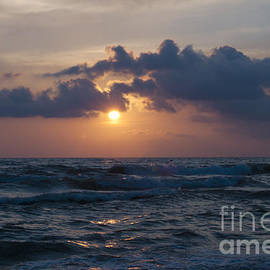Leonardo Fanini - Windy Sunset