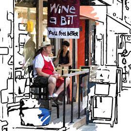 John Haldane - Wine a Bit