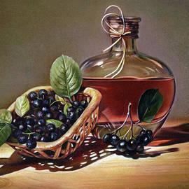 Natasha Denger - Wine and Berries