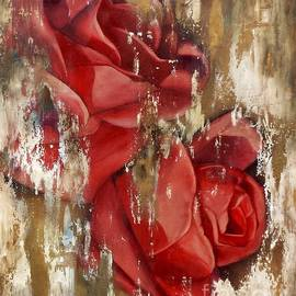 Rebecca Glaze - Wine and Roses