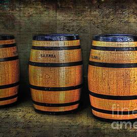 Kaye Menner - Wine Barrels