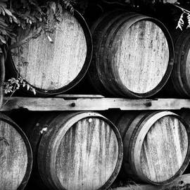 Scott Pellegrin - Wine Barrels